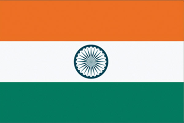 Rumbling Pride India Flag