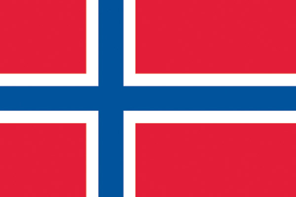 Rumbling Pride Norway Flag