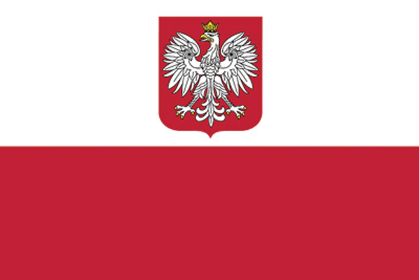 Rumbling Pride Poland Flag