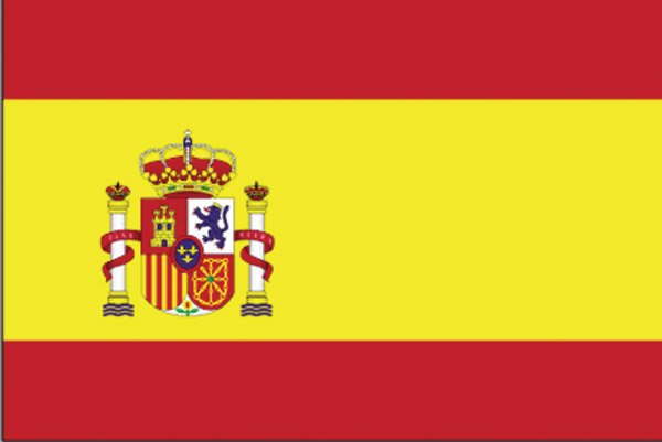 Rumbling Pride Spain Flag