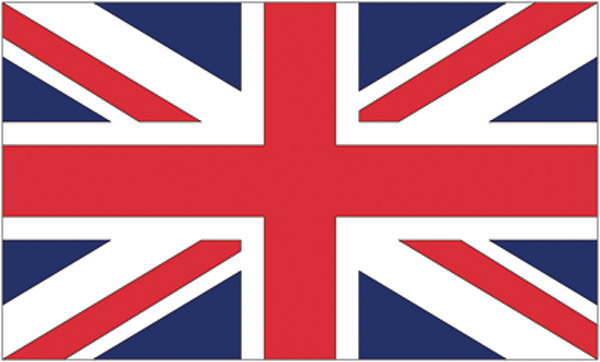 Rumbling Pride United Kingdom Flag