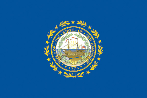 Rumbling Pride New Hampshire Flag