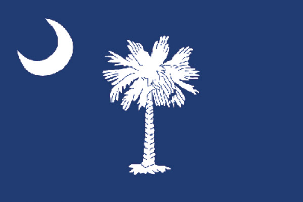 Rumbling Pride South Carolina Flag