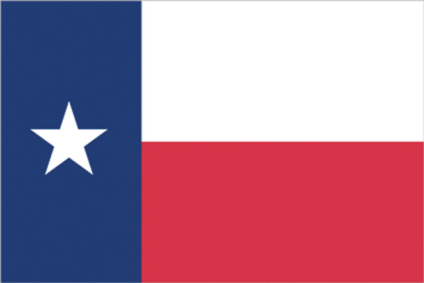 Rumbling Pride Texas Flag