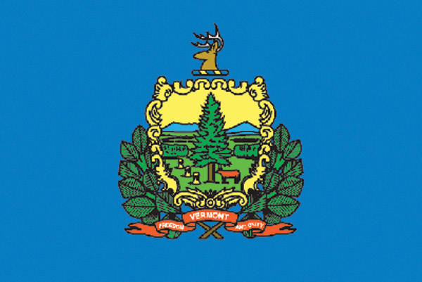 Rumbling Pride Vermont Flag