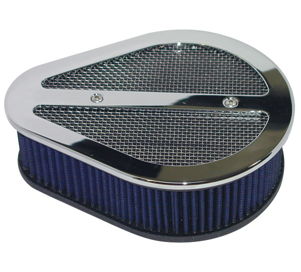 Custom Motorcycle Air Cleaners : Wimmer custom cycle hop up kit for s teardrop air