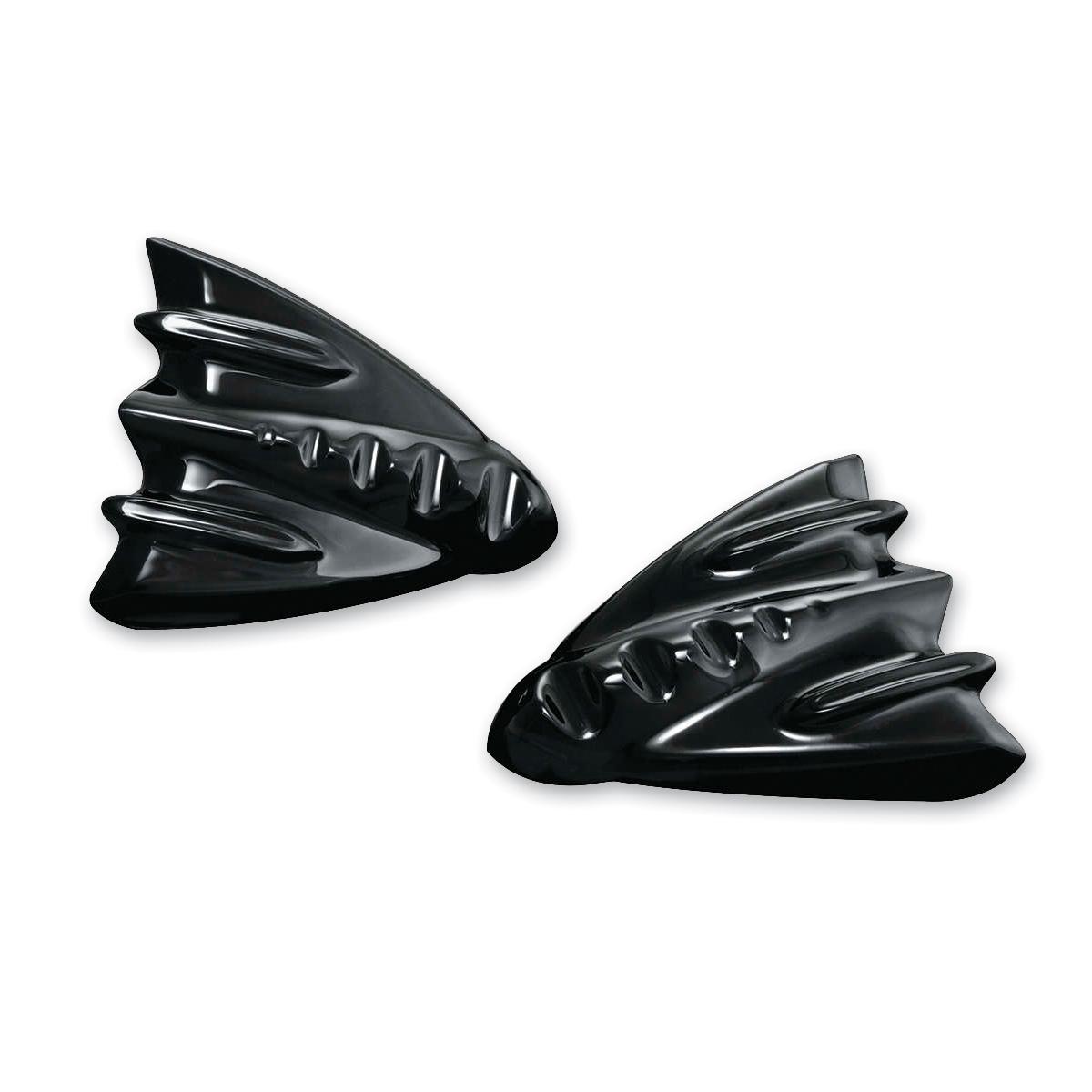 Kuryakyn Black Inner Fairing Mirror Cover
