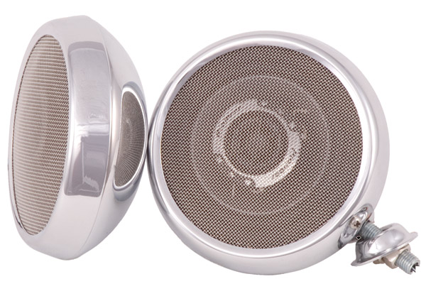 UNiQ Cycle Sounds Low-Profile Edition Speaker System