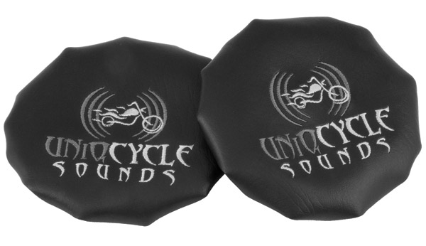 UNiQ Cycle Sounds Motorcycle Speaker Covers