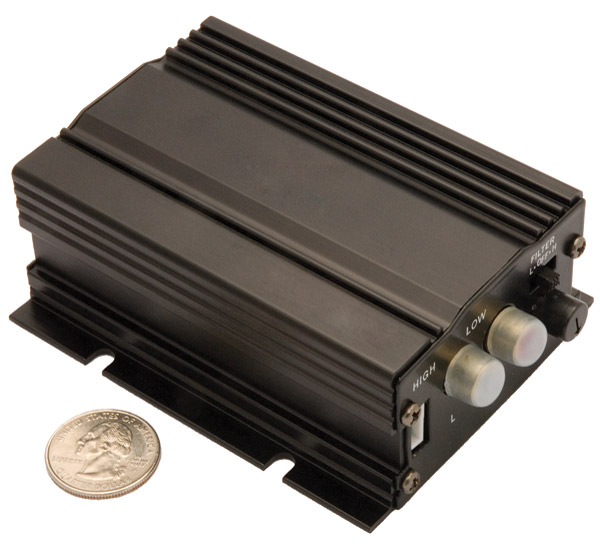 UNiQ Cycle Sounds Mini Custom Motorcycle Amplifier