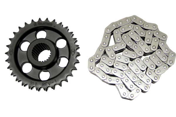 Evolution Industries 30 tooth Sprocket and Chain Kit
