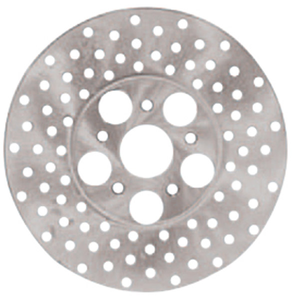 Drilled Brake Discs For Big Twin and Sportster