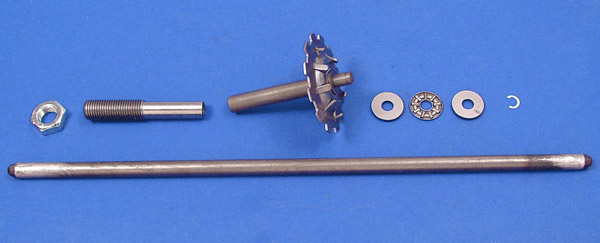 V-Twin Manufacturing 6-Speed Clutch Pushrod Kit