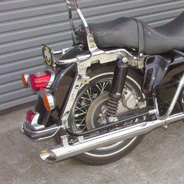 Cycle Shack Slash-Out Slip-On Muffler
