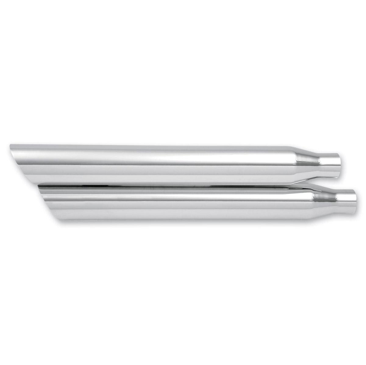 Khrome Werks HP-Plus Slash-Cut Slip-On Mufflers
