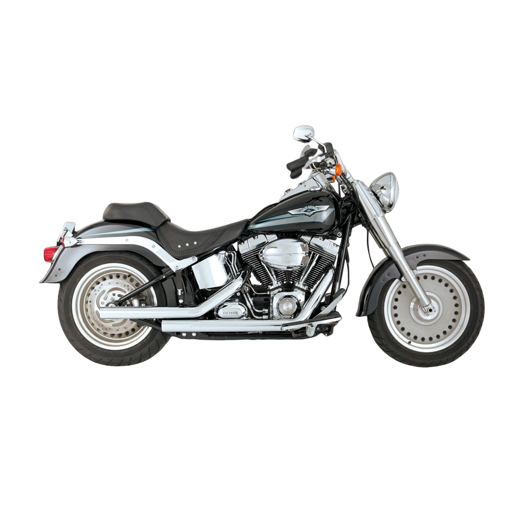 Vance & Hines Dual Stagger Straightshots Exhaust System