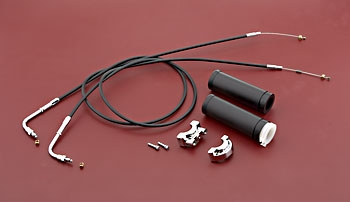 S&S Cycle Throttle Assembly Kit