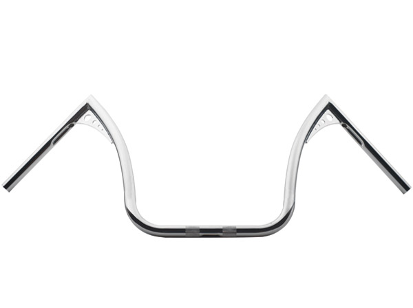 Santee High Bonanza Chrome Wide Handlebars