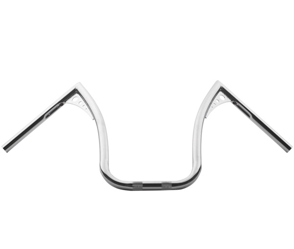 Santee High Bonanza Chrome Narrow Handlebars