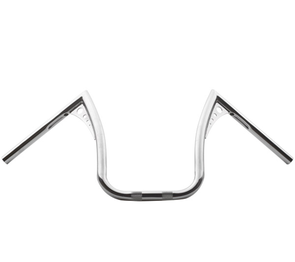Santee Medium Bonanza Chrome Narrow Handlebars