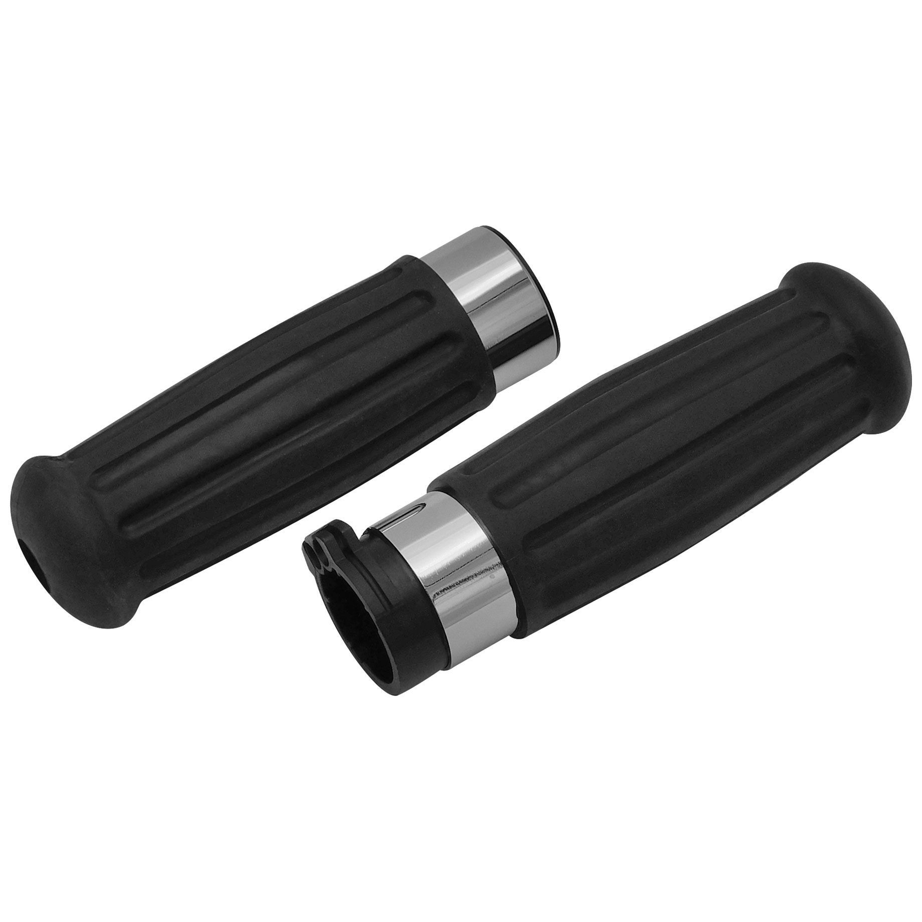 J&P Cycles® Antique Style Grip Set