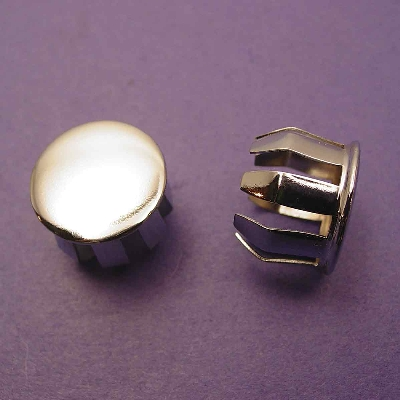 J&P Cycles® Plain Grip Hole Plugs