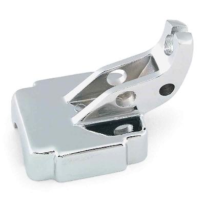 J&P Cycles® Polished Clutch Lever Bracket