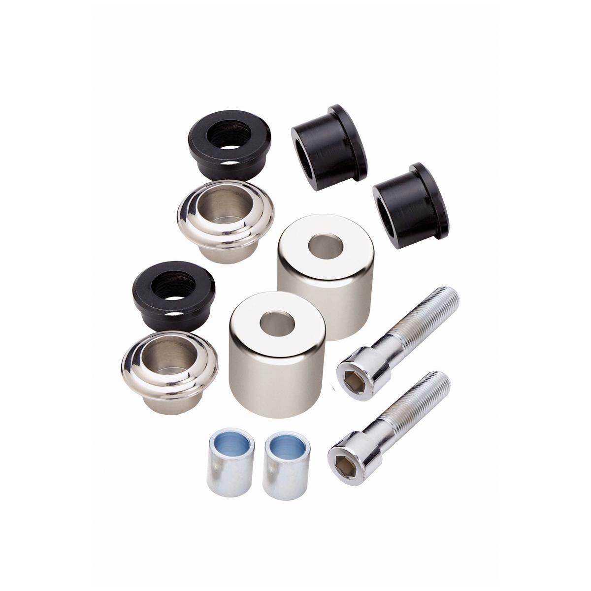 Performance Machine Master Cylinder Handlebar Control kit