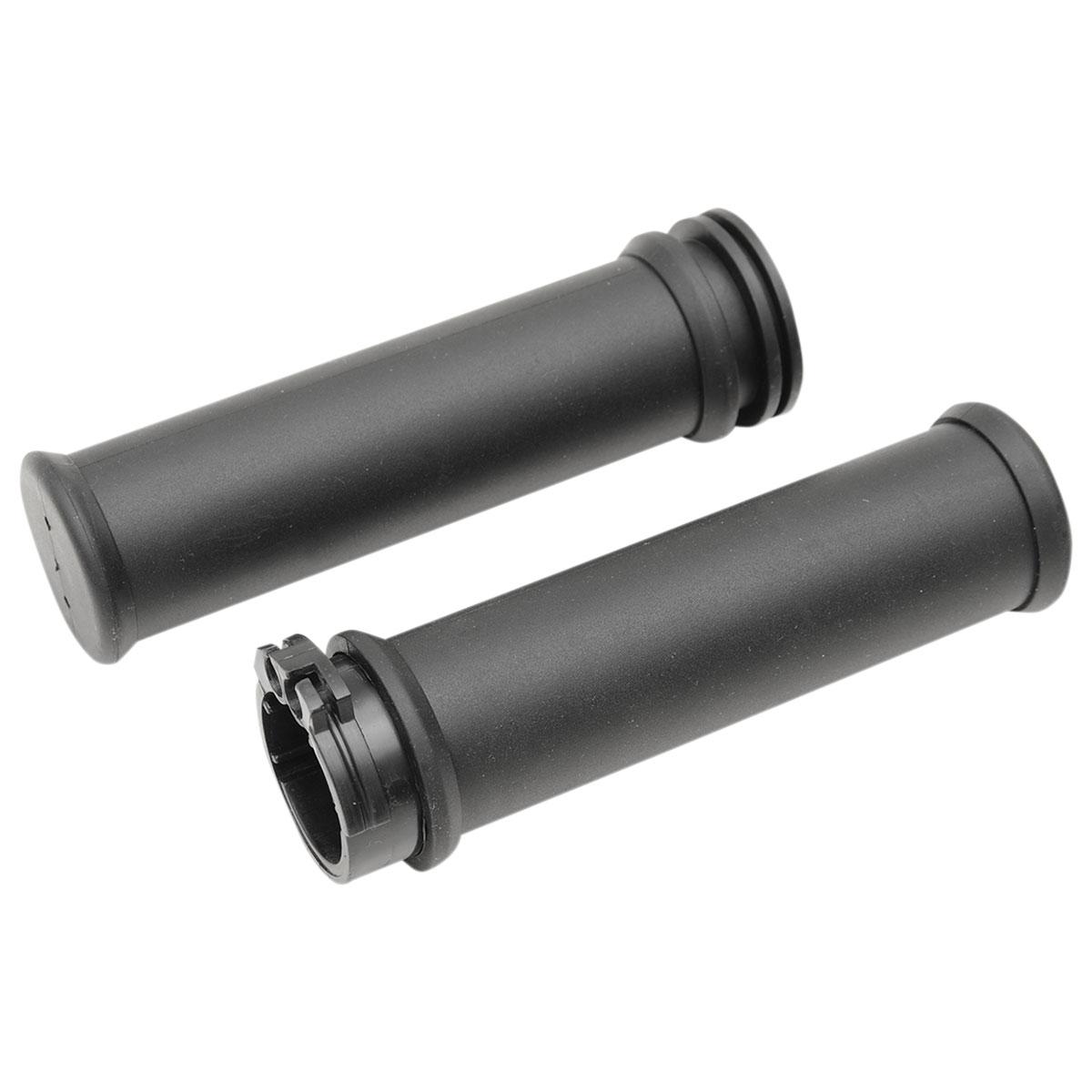 Drag Specialties OEM Style Reduced Diameter Rubber Grip Set