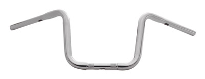 J&P Cycles® 11″ Chrome Ape Hanger Handlebars for Big Twin and Sportster