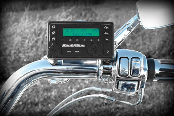 Cycle Sounds Rock Box All-In-One Audio Source