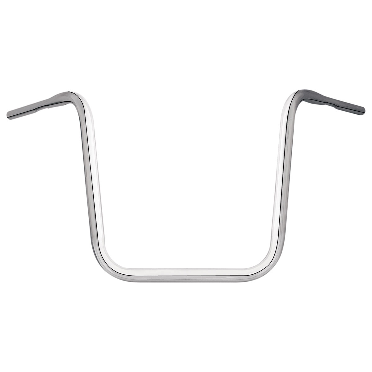 LA Choppers 1/4″ Chrome Hefty Handlebars 14″ Apes
