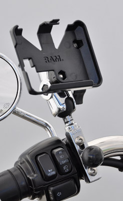 CruisinGear Garmin GPS Mounts for NUVI 200 Series