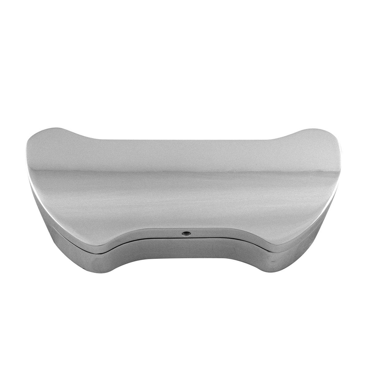 V-Twin Manufacturing Chrome Top Handlebar Clamp