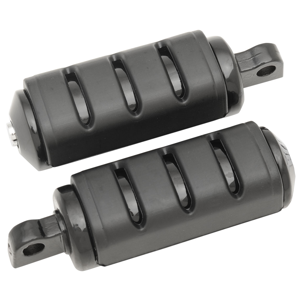 Kuryakyn Large Trident ISO Footpegs with Adapter