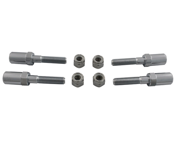 Three Rail Luggage Rack Stud Kit
