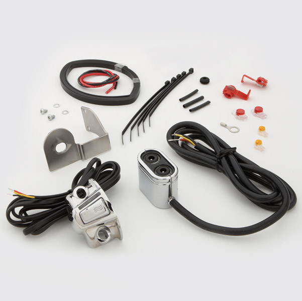Dual Port Heat Controller Kit for Harley Models