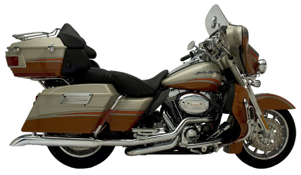 SuperTrapp Slip-On Turnout/Turndown Mufflers