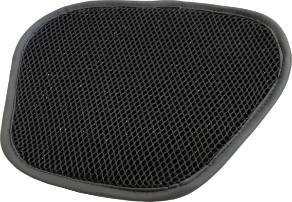 Pro Pad Large Air Series Top Pad Black 3D Air Flow Fabric Pad