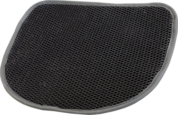 Pro Pad Touring Air Series Top Pad Black 3D Air Flow Fabric Pad