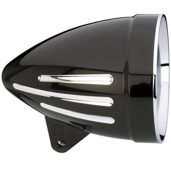 Headwinds Black Metal Viking Headlight