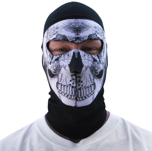 ZAN headgear Cold Weather Full Skull Mask