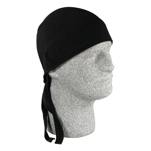 ZAN headgear Road Hog Flydanna Black