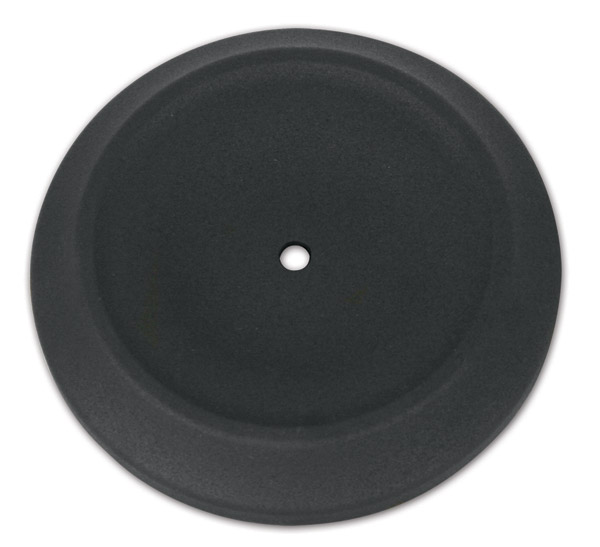 S&S Cycle Dished Bobber Black Cover for Stealth Air Cleaner Kit
