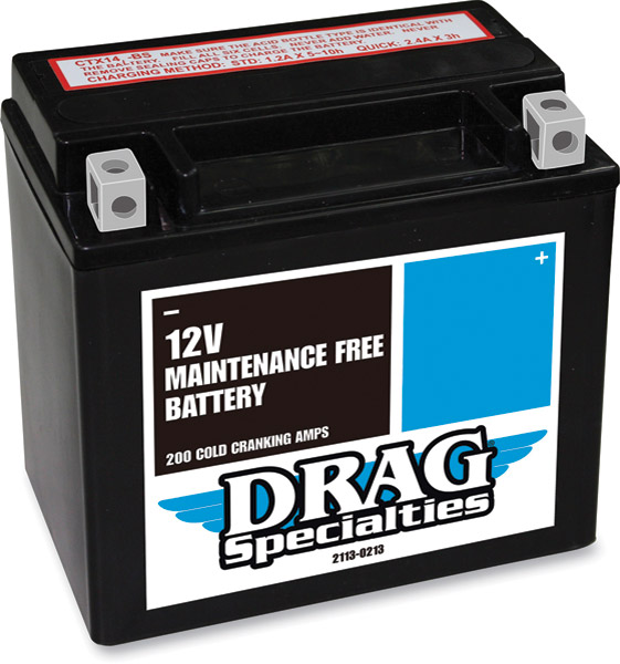 AGM Maintenance Free Acid Fill Battery