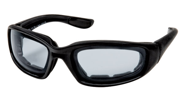 Chap'el C-2SS Photochromatic On-A-Budget Black Sunglasses