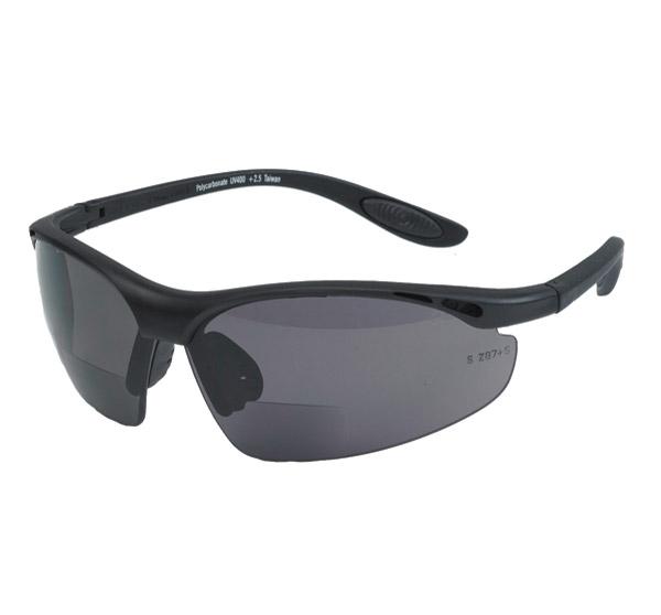 Chap'el R206 Smoke Lens Bi-Focal Sunglasses