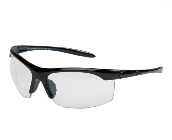 Chap'el C112BF Clear Lens Bi-Focal Sunglasses