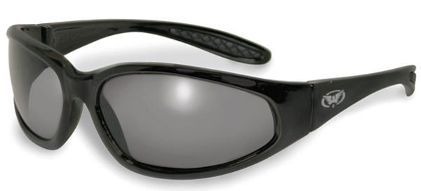 Global Vision Eyewear Hercules 24 Black Photochromic Sunglasses