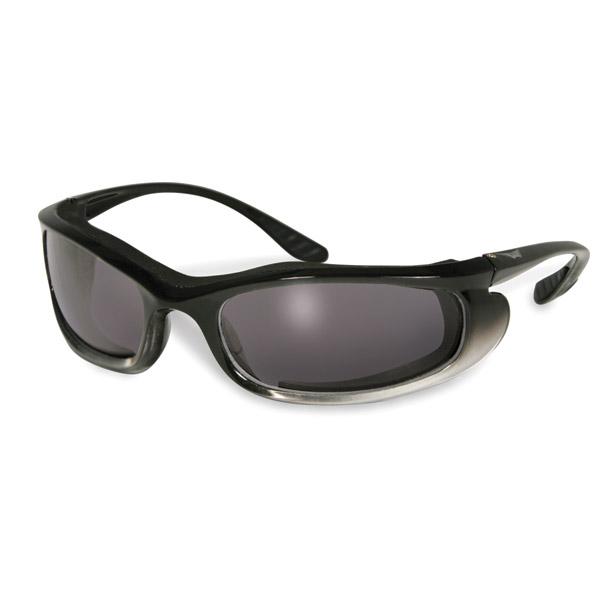 Global Vision Eyewear Shadow Flash Mirror Sunglasses